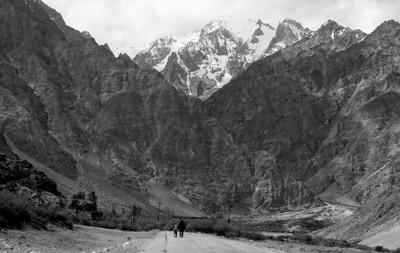 Tajikistan (biking & trekking)