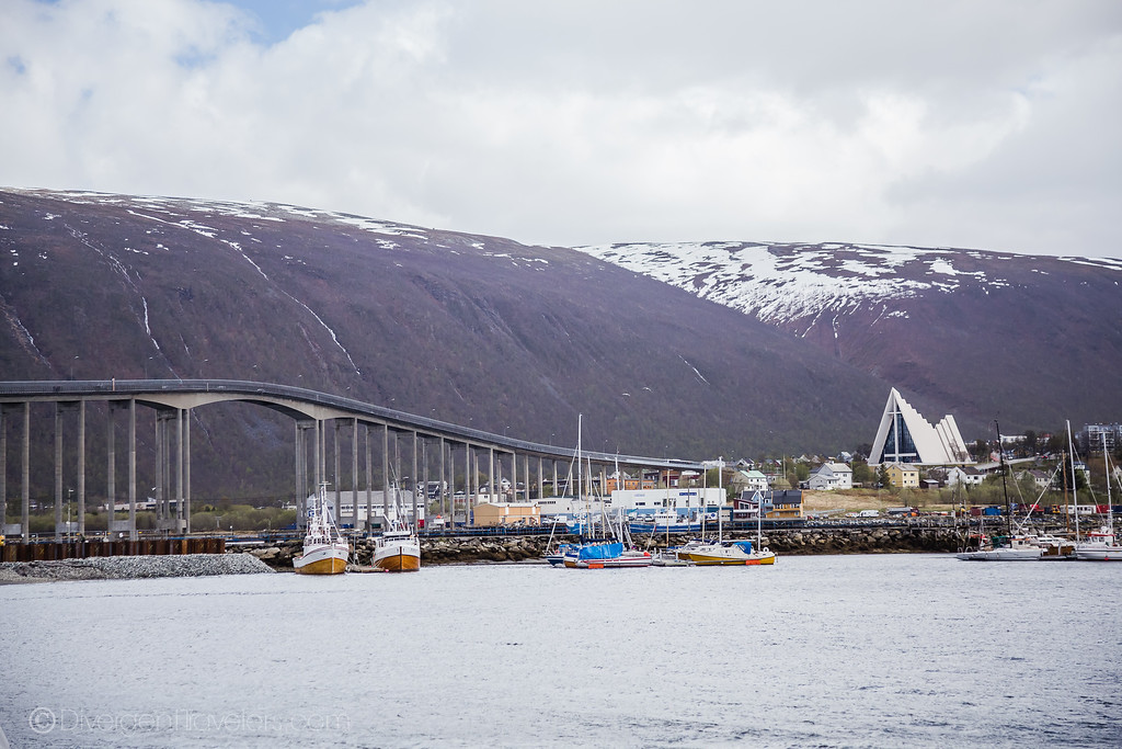 Things to do in Tromso - Arctic Cathedral - Lina Stock
