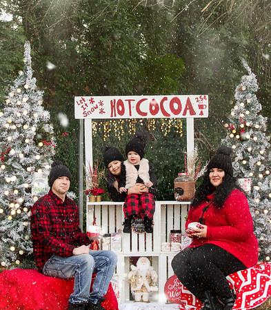 Ioana and Family Hot Cocoa Mini 2020