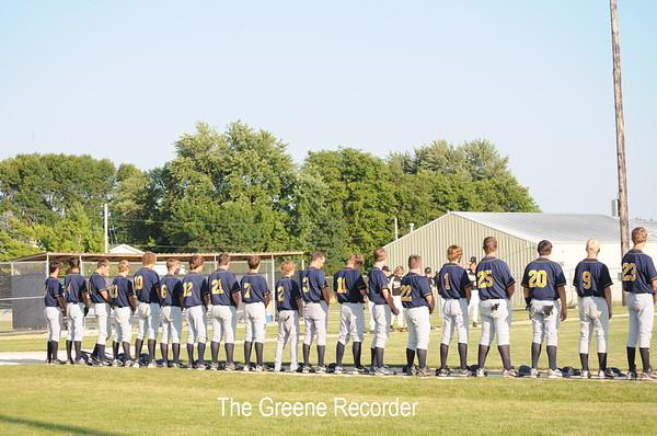 Baseball District vs Janesville