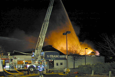 King Soopers Fire 3-22-2000