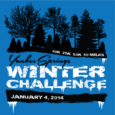 Yankee Springs Winter Challenge 2014