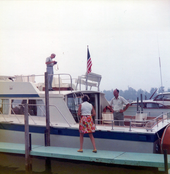 1973 Frank Passilius, Sis Warner and Doc.jpeg