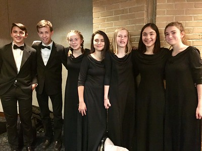 Cat Orchestra & Chamber Fall 2017 Video and Photos - iPhone