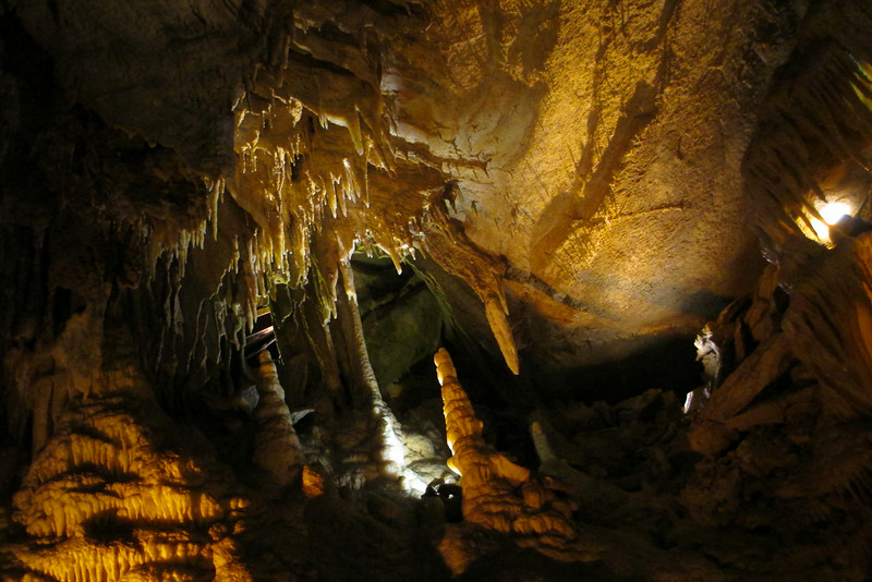 Mammoth Cave National Park - Domes & Dripstones Tour