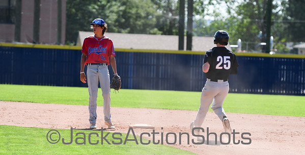 Rockies Scout Team vs Cherry Creek Summer Ball - August 24 2019