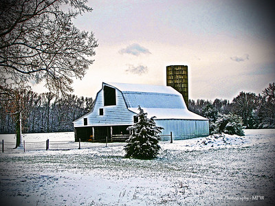 Farms - Fine Art Photography By Dave Lynch