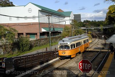 Commuter and Transit Railroads