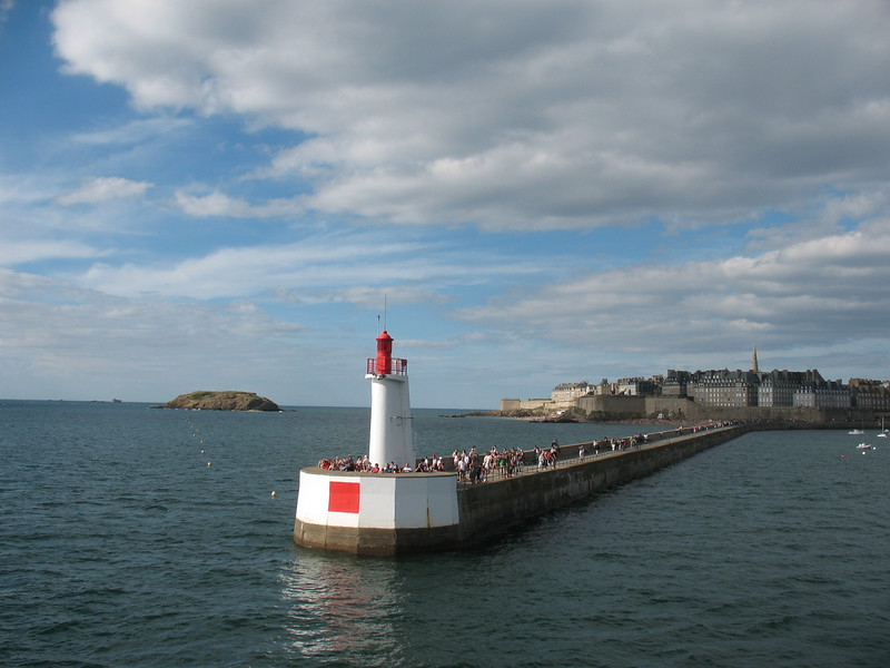 St-Malo lighthouse - Mimi Nenno