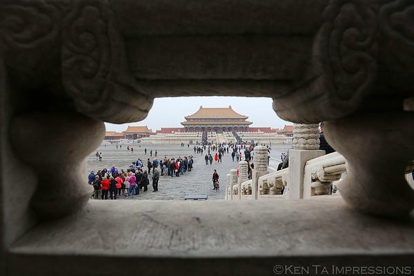 How I Saw It - China's Forbidden City, Beijing