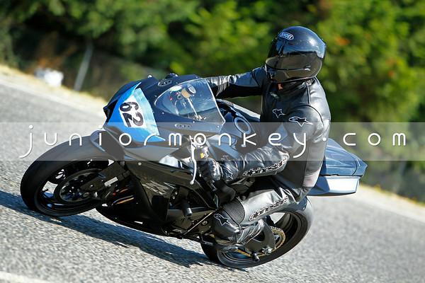 #62 - Black GSXR