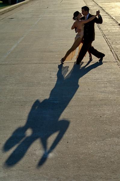Tango pavimento