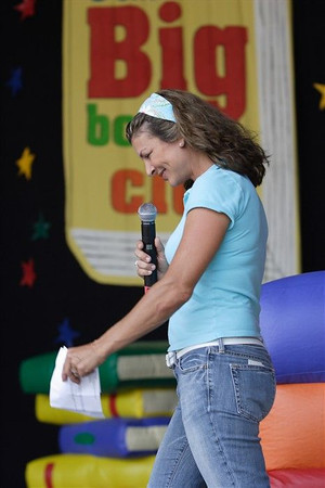 Caillou's Big Book Club Live On Stage