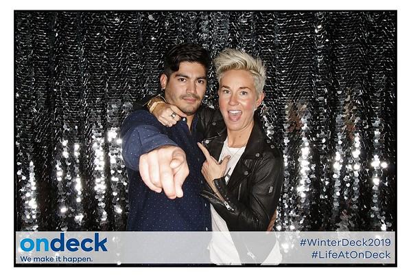 OnDeck Holiday Party   12.12.19