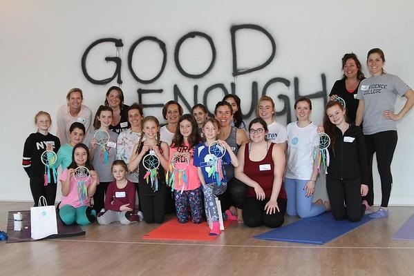empowerHER Yoga Class 2019