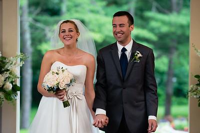 Laura & Matt Wedding