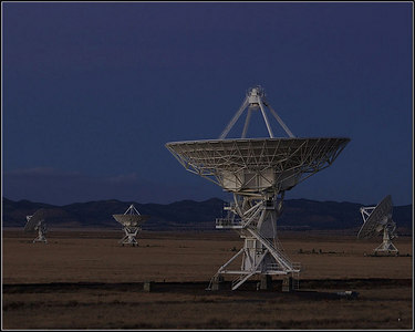 New Mexico, Very Large Array