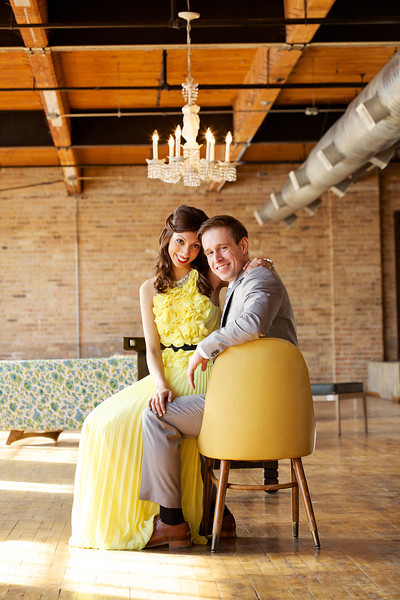 Le Cape Weddings - Neha and James Engagement Session at Salvage One Chicago - Indian Wedding  067.jpg