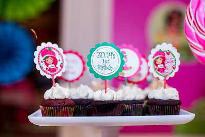 Ziva's 1st Birthday