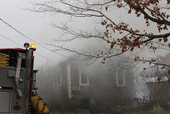 Madbury NH 4th Alarm 11-10-2013