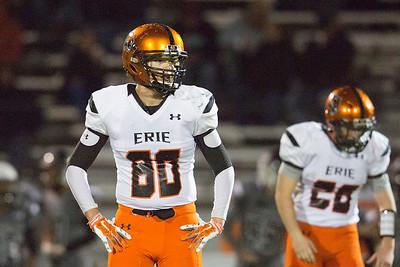 103015 Erie Var v Roosevelt Football