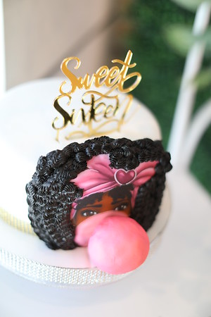 Surprise Sweet 16 Celebration