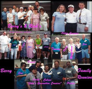 1985 Barry Family Reunion Syracuse, NY
