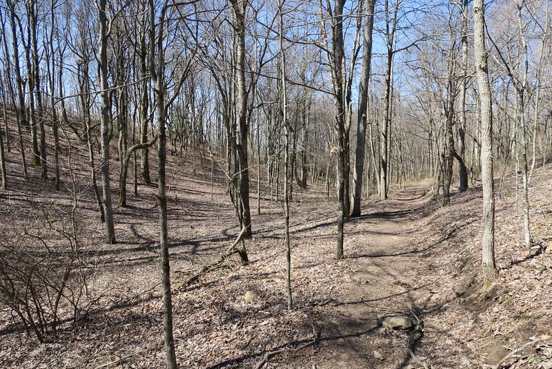 Ewing Trail - 3,440'