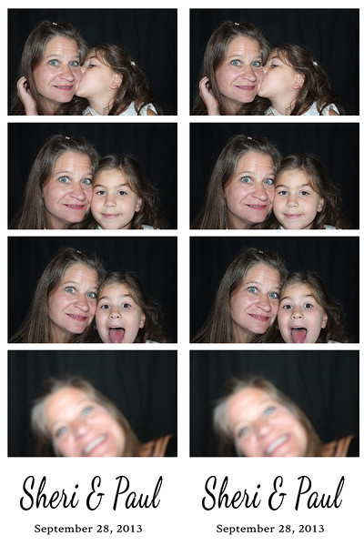Sheri & Paul September 28, 20113