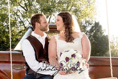 Stephanie-Clint wedding