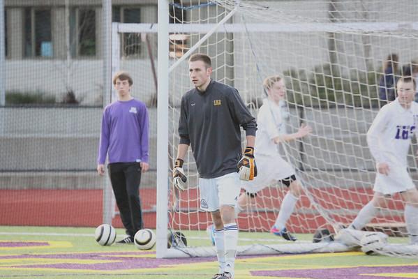 2013-03-29 IHS Boys Soccer vs Newport