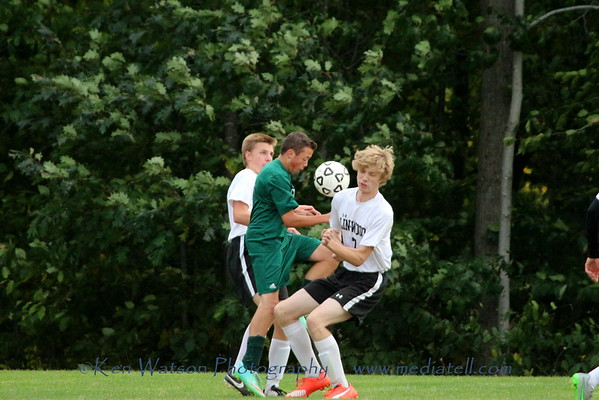 2015-10-01 Soccer Lin-Wood vs Colebrook Academy