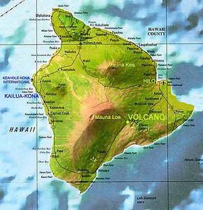 Big Island - Hawaii - Monday