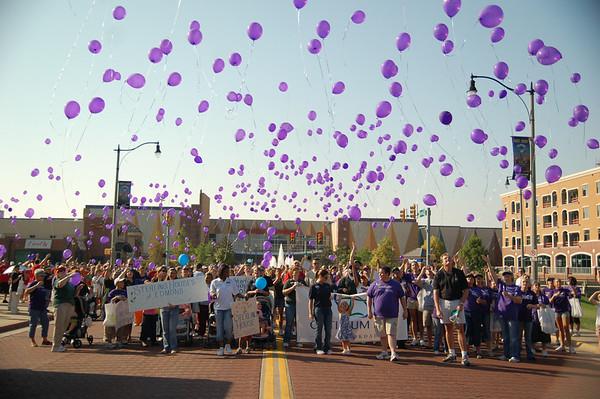 Alzheimer's Memory Walk 2007