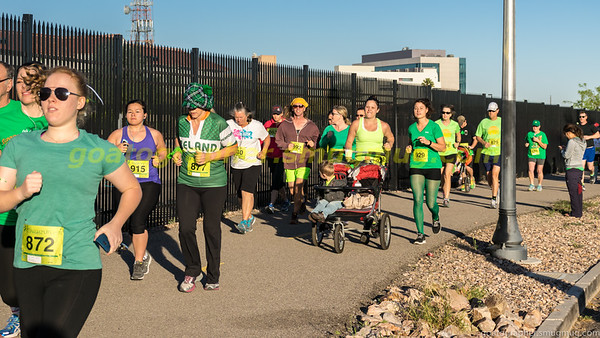 Running with the Irish 5k 2015