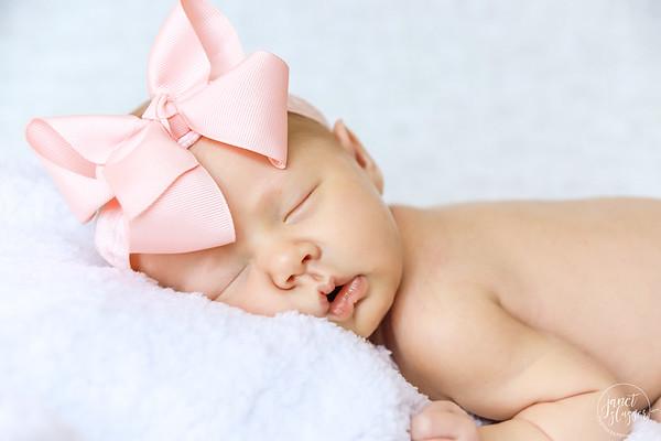 Miss Harper June 1-19-20,  13 days old