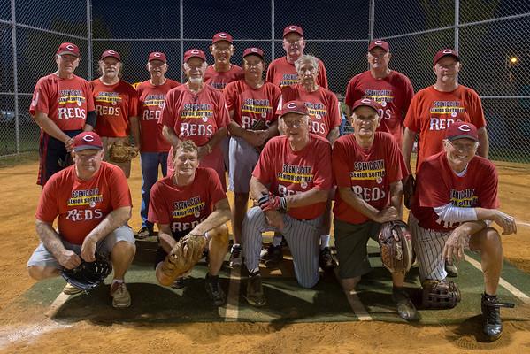 2015 Scenic City Senior Softball