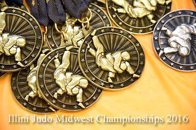 Illini Judo Midwest Championships 2016