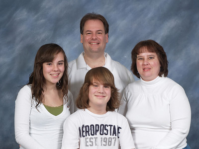 Church Directory Photos - Family