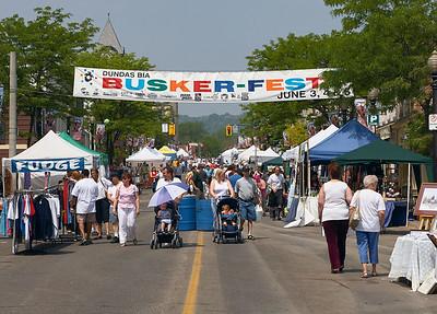 Dundas Busker Fest