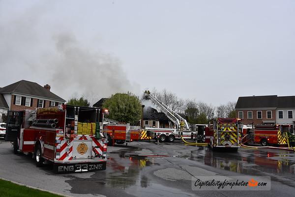 4/24/21 - Hampden Township, PA - St. James Court