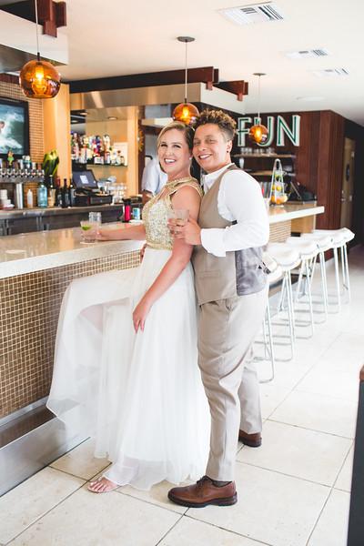E + K Wedding