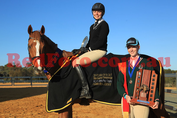 2014 09 12 PCAWA State Eventing Champs Presentations