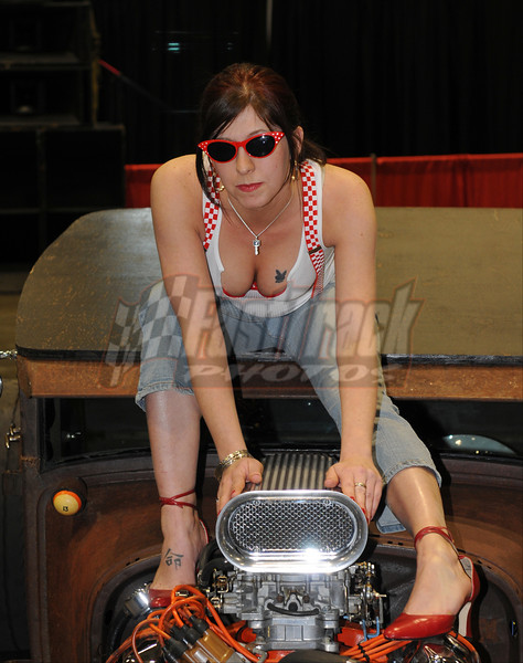 Hot Rods & Hot Models