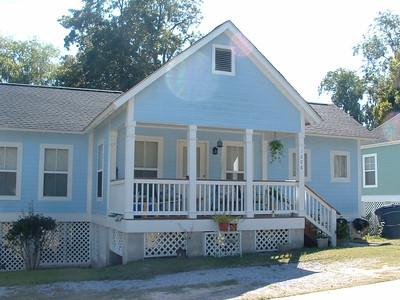The Harrington Street Cottage