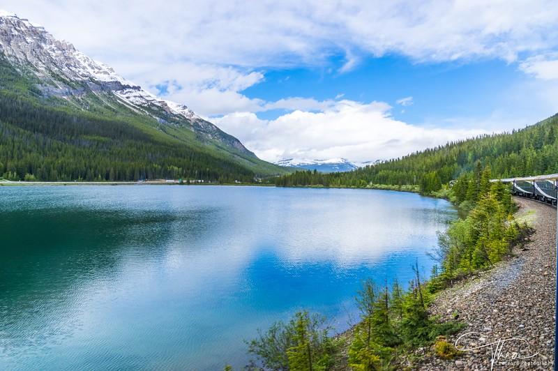 Wapta Lake