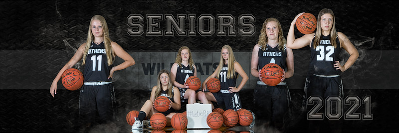 Athens Seniors Basketball ~ 2021