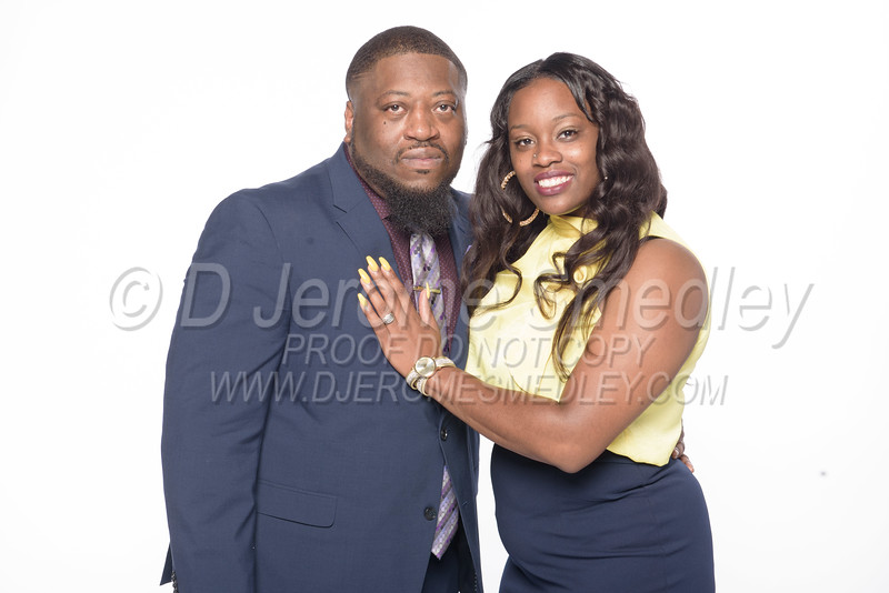 Pastor and First Lady Anderson 05/19
