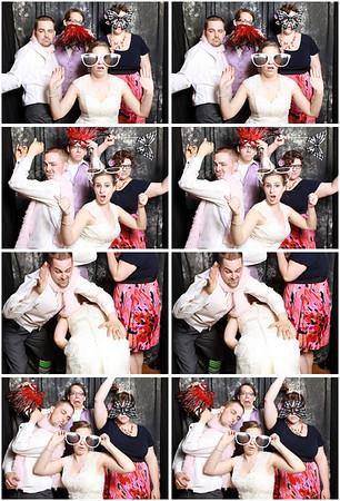 Bennett-Siegle Wedding Photobooth