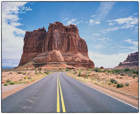USA - Roads